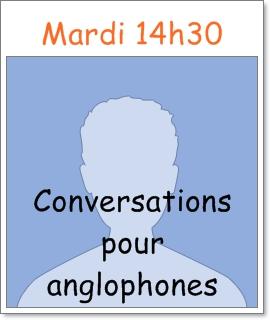 Conversations pour anglophones