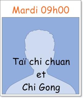 Taï chi chuan & Chi Gong
