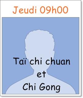 Taï chi chuan & Chi Gong (bis)