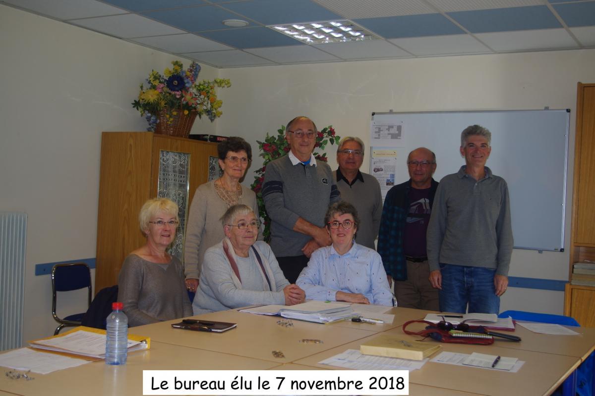Bureau nov 2018